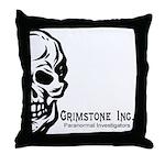 Grimstone Throw Pillow