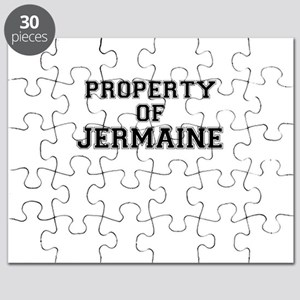 Property of JERMAINE Puzzle