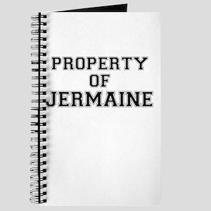 Property of JERMAINE Journal