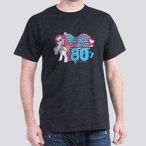MLP Retro Made in the 80's Dark T-Shirt