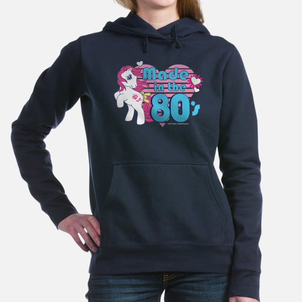 MLP Retro Made in the 80's Hoodie