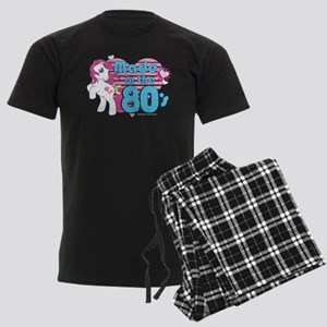 MLP Retro Made in the 80's Men's Dark Pajamas