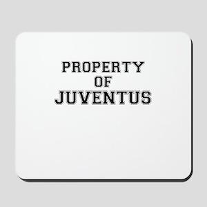 Property of JUVENTUS Mousepad