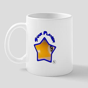 9-ball Star 2 Mug