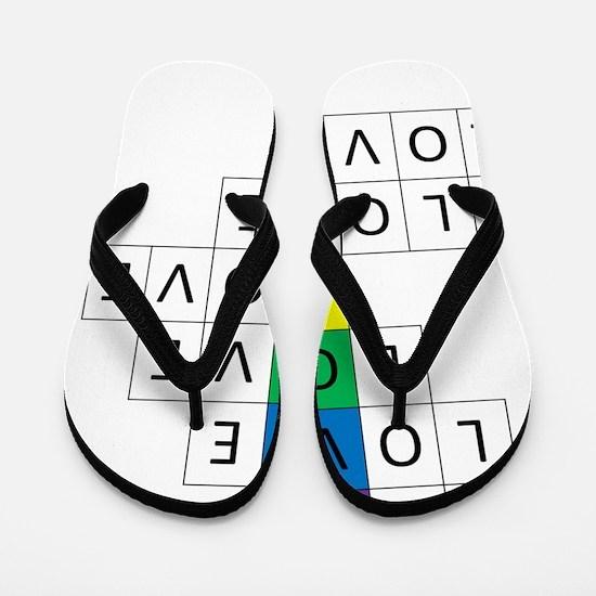 Unique Evolve Flip Flops