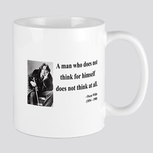 Oscar Wilde 7 Mug
