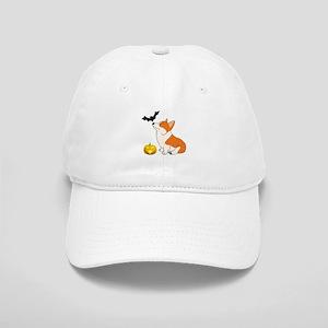 Halloween Corgi Baseball Cap