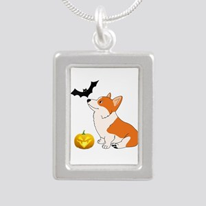 Halloween Corgi Necklaces