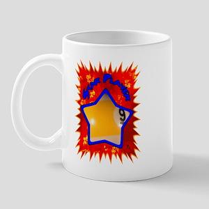 9-ball Star 1 Mug
