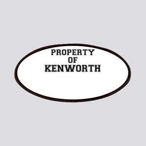 Property of KENWORTH Patch