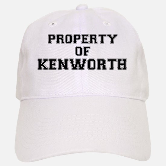Property of KENWORTH Baseball Baseball Cap
