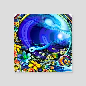 backdoor bliss Sticker