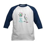 Save Our Planet Kids Baseball Jersey