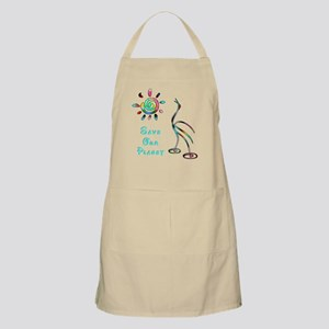 Save Our Planet BBQ Apron