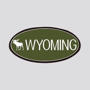 Wyoming: Moose (Mountain Green) Patch