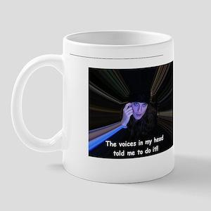 TalkingHead Mug