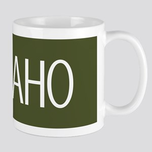 Idaho: Moose (Mountain Green) Mug