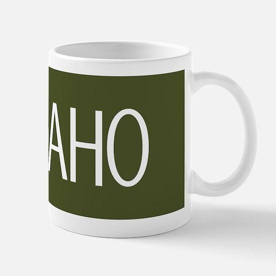 Idaho: Moose (Mountain Green) Mug