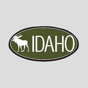 Idaho: Moose (Mountain Green) Patch