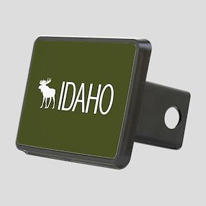 Idaho: Moose (Mountain Gre Rectangular Hitch Cover