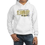 Major Art Attack 3 Hooded Sweatshirt