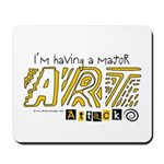 Major Art Attack 3 Mousepad