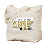 Major Art Attack 3 Tote Bag