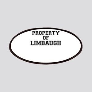 Property of LIMBAUGH Patch