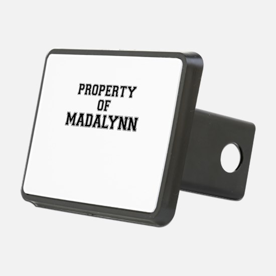 Property of MADALYNN Hitch Cover