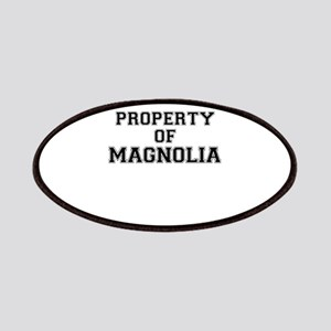 Property of MAGNOLIA Patch