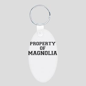 Property of MAGNOLIA Keychains