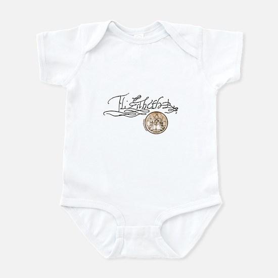 Elizabeth I Signature Infant Bodysuit