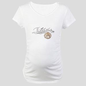 Elizabeth I Signature Maternity T-Shirt