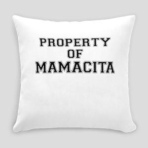 Property of MAMACITA Everyday Pillow