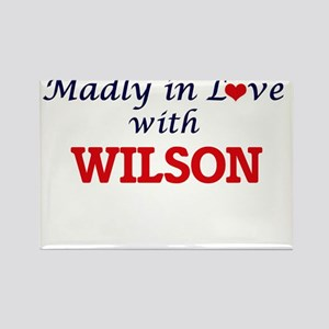 Madly in love with Wilson Magnets