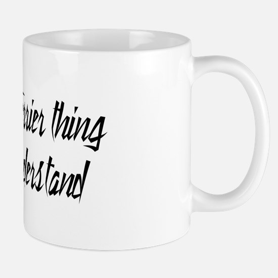 It's a Boston Terrier Thing Mug