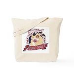 Mr. Friskett's Royal Flush Tote Bag