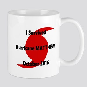 Hurricane Matthew Survivor Mugs