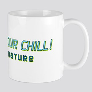 Enhance Your Chill! BREATHE NATURE Mugs