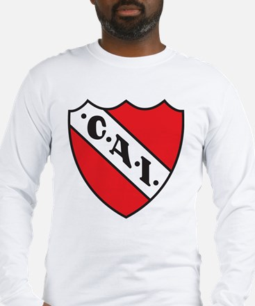 Escudo Independiente Long Sleeve T-Shirt