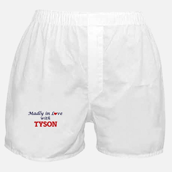 Madly in love with Tyson Boxer Shorts