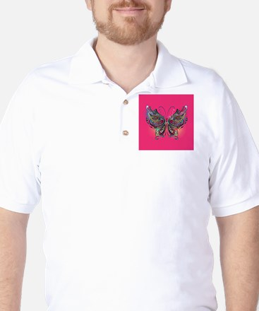 Colorful Butterfly T-Shirt