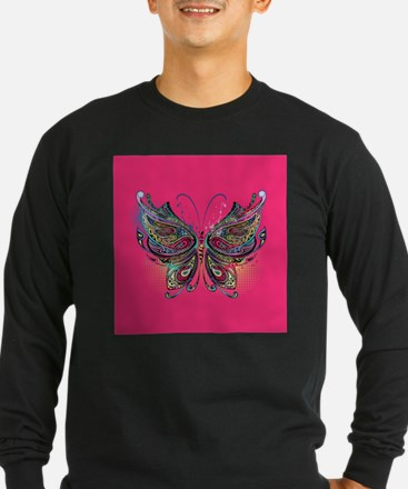 Colorful Butterfly T