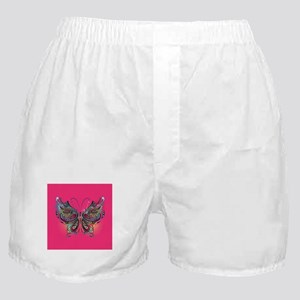 Colorful Butterfly Boxer Shorts