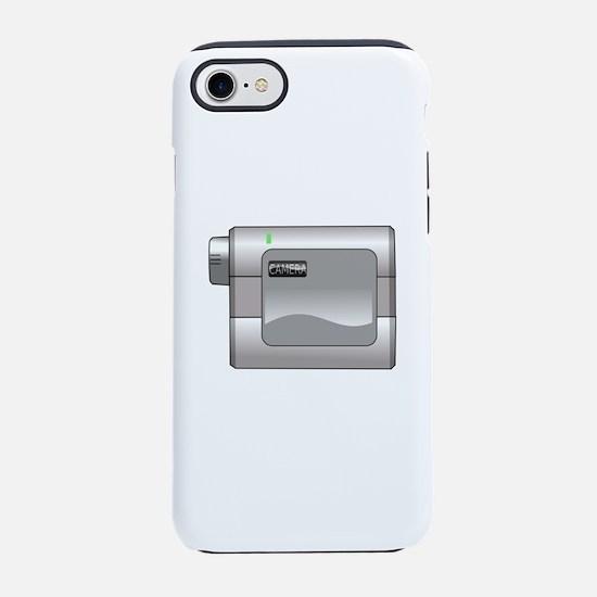 Camcorder iPhone 8/7 Tough Case