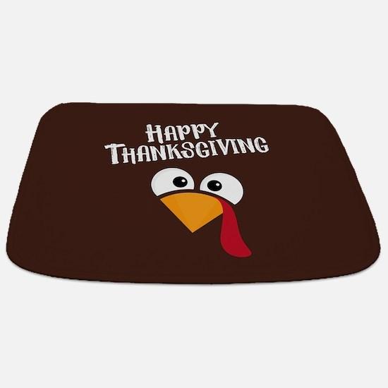 Thanksgiving Turkey Bathmat