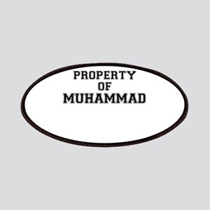 Property of MUHAMMAD Patch