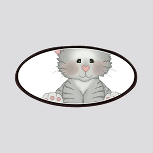 Gray Kitty Patch