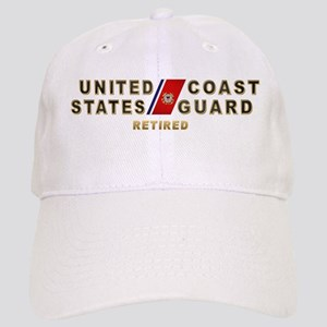 USCG Retired Cap