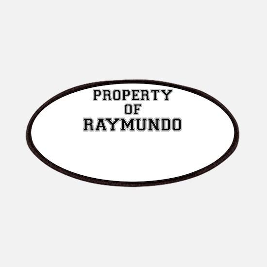 Property of RAYMUNDO Patch